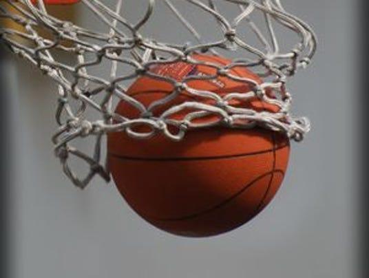 Basketball graphic