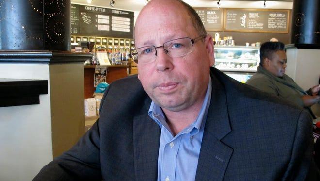 Madison attorney Tim Burns.