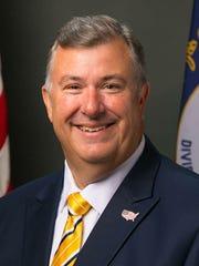 Rep. C. Ed Massey, R-Hebron, is backing criminal justice reform efforts this legislative session.