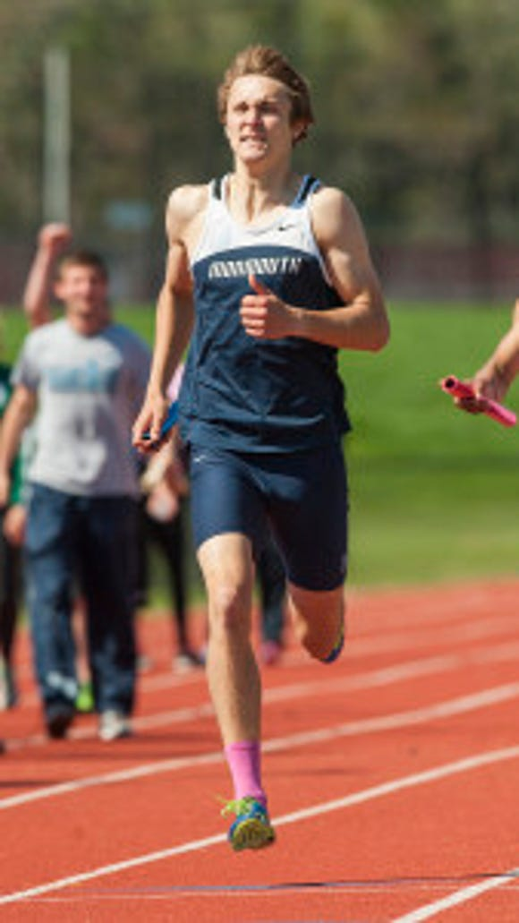 Hopatcong alumnus Dylan Capwell will run at the NCAA