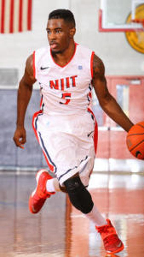 Union Catholic HS grad Damon Lynn is an A-Sun first-teamer for NJIT