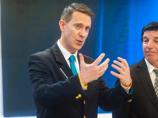 Guinness World Records Judge Philip Robertson speaks