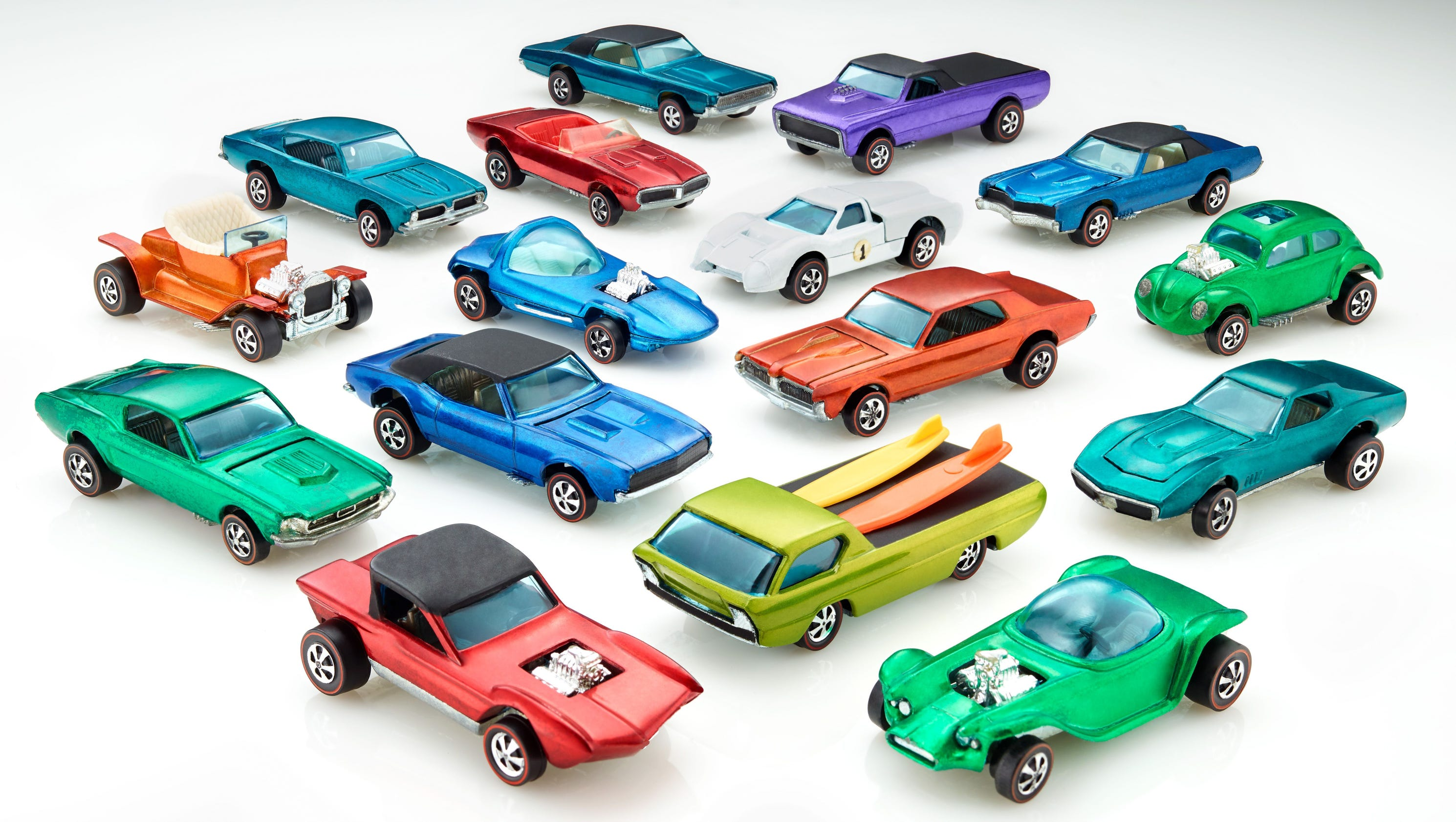 Best Hot Wheels Cars In The World