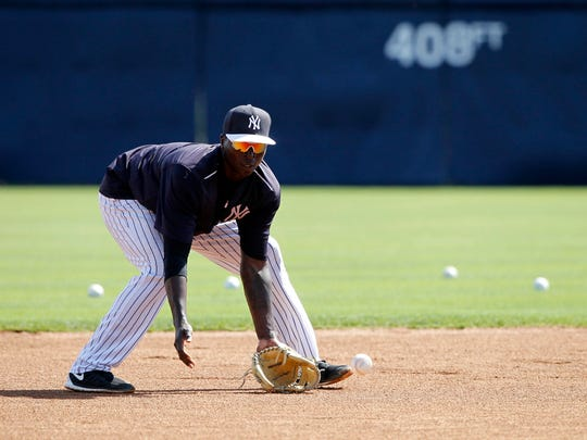 MLB: Tampa Bay Rays at New York Yankees