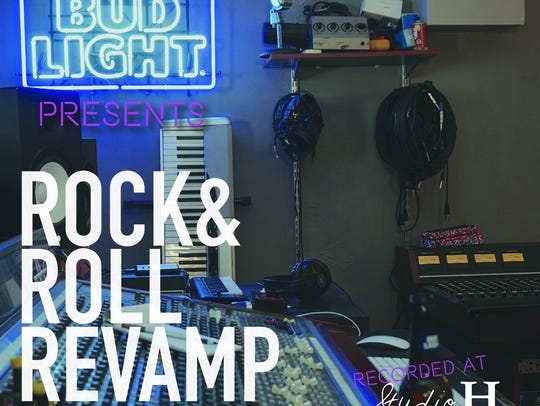 """Rock & Roll Revamp"" features 10 Fox Valley bands and"