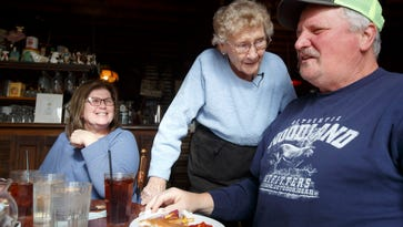 Iowa's 'oldest waitress' has lived a life straight out of the history books