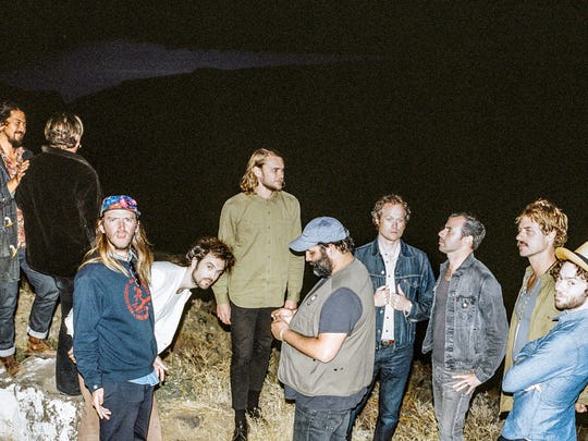 Edward Sharpe and the Magnetic Zeros continue the Concerts
