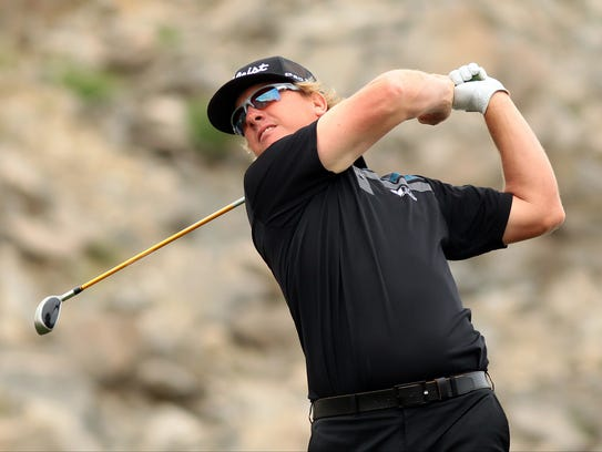 Charley Hoffman's win in the 2007 Bob Hope Classic was his first win on the PGA Tour.