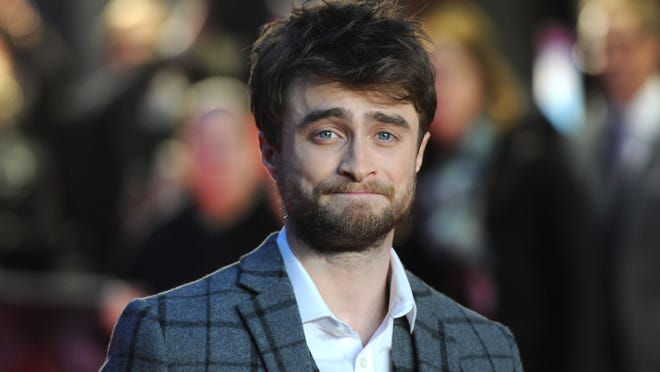 "LONDON, ENGLAND - OCTOBER 20:  Daniel Radcliffe attends the UK Premiere of ""Horns"" at Odeon West End on October 20, 2014 in London, England.  (Photo by Stuart C. Wilson/Getty Images) ORG XMIT: 519200871 ORIG FILE ID: 457551664"