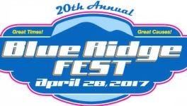 Blue Ridge Fest logo