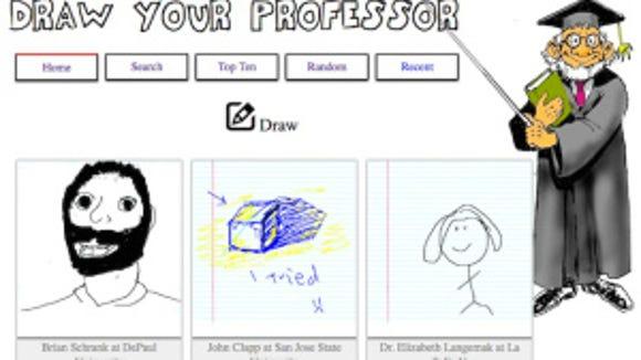 DrawYourProfessor