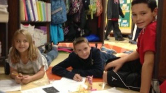 The sixth-grade students at Northwood Elementary School analyze toys for their nomination to the National Toy Hall of Fame. The students investigated the toy's history, appeal, and play value, and then evaluated the toy against the hall of fame's criteria for induction.