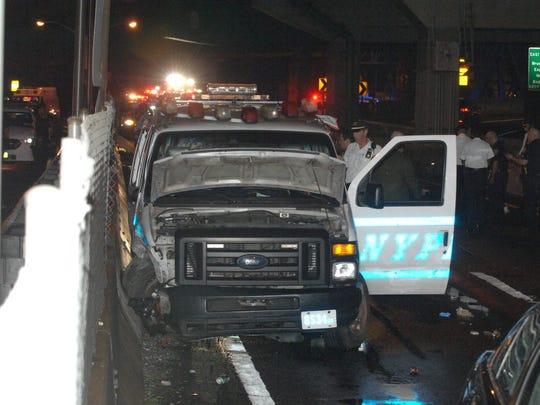 Van Crash