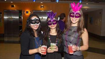 LSC After Dark holds Mardi Gras night in Jersey City