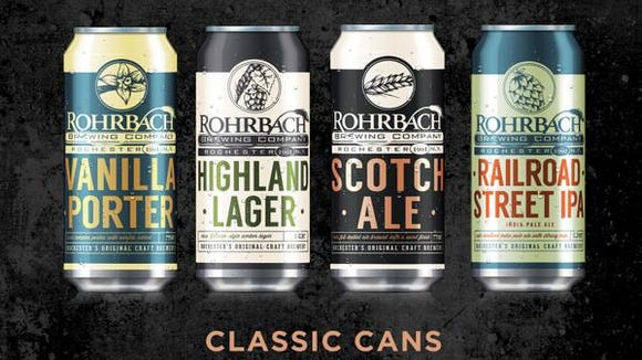 Rohrbach cans