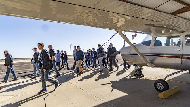 SOSU's Take Flight Aviation Science Camp is a popular annual event for high school students. The program was recently awarded a grant by the  Oklahoma Aeronautics Commission.