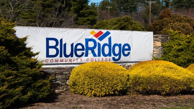 Blue Ridge Community College.