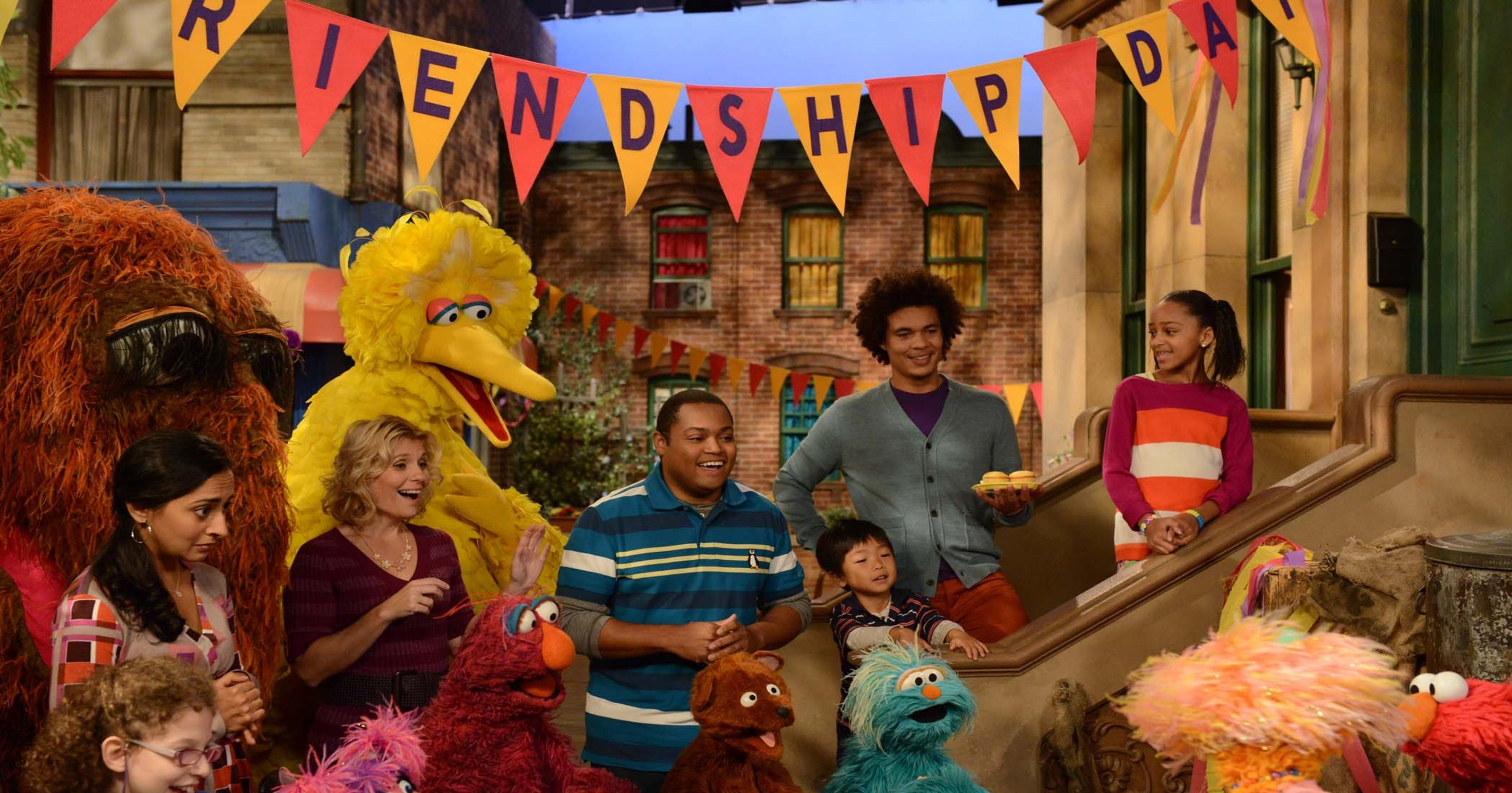 Sesame Street:' 45 years of sunny days