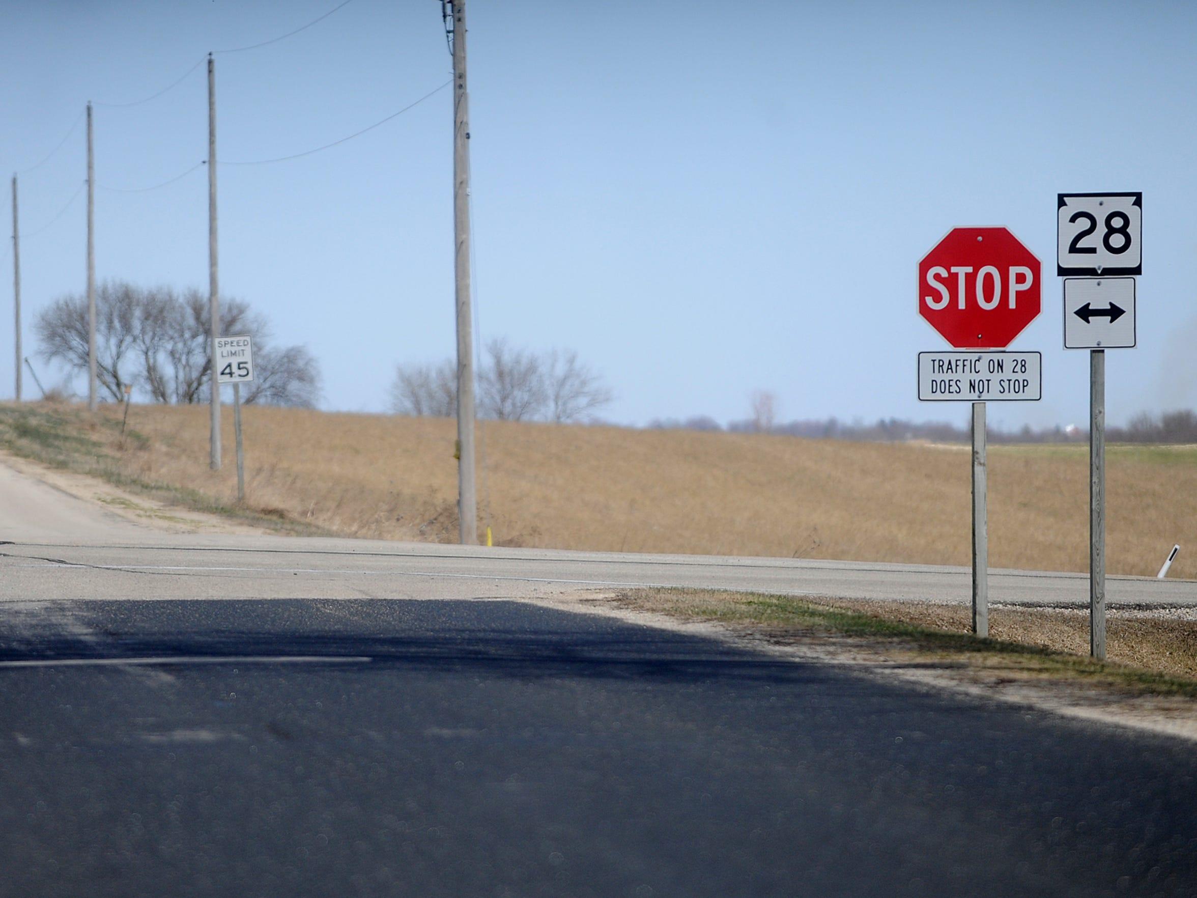 A Washington County farmer believed that he saw Berit