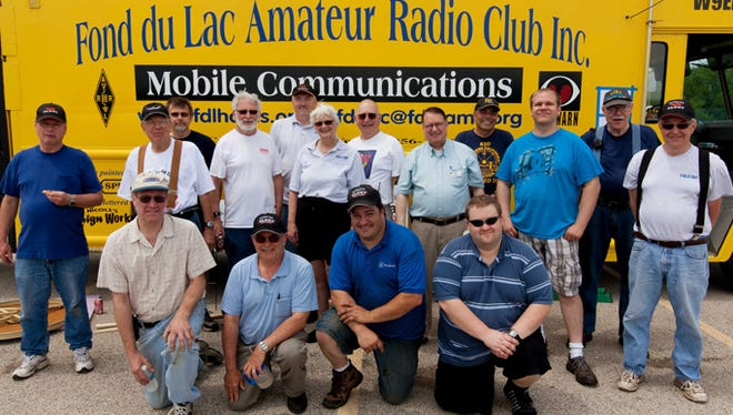 The Fond du Lac Amateur Radio Club will be having ham radio license testing on Dec. 6.