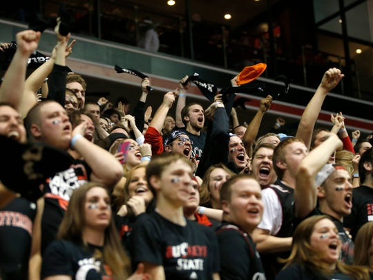 CROSSTOWN SHOOTOUT Wed., February 18, 2015 CINCINNATI