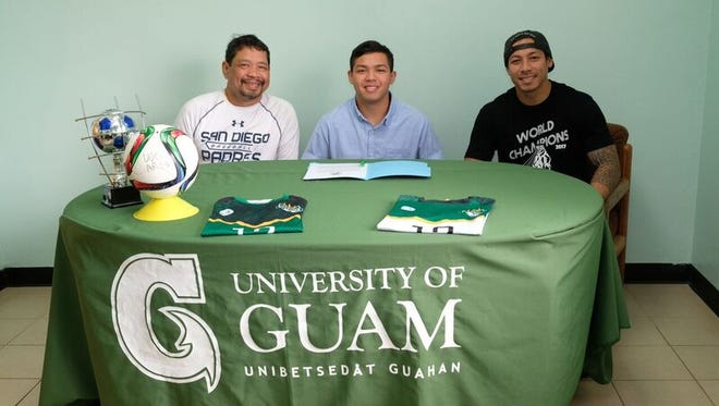 James Pangelinan (father), Todd Pangelinan, Zachary Pangelinan (brother and professional rugby player in Australia)