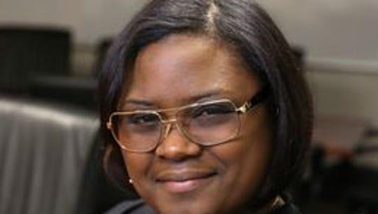 Dr. Nadia Granger, Monroe County medical examiner