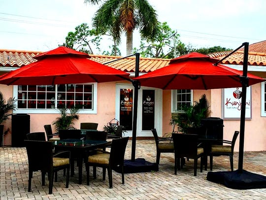 Kunjani Craft Coffee & Gallery opened in early February at 780 Seagate Drive, across the street from the entrance to Waterside Shops in Naples.