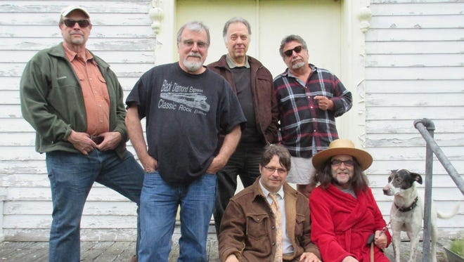 The East-West Blues Band will be one of the acts performing Sunday at the Finger Lakes Blues and Brews Festival in Romulus.