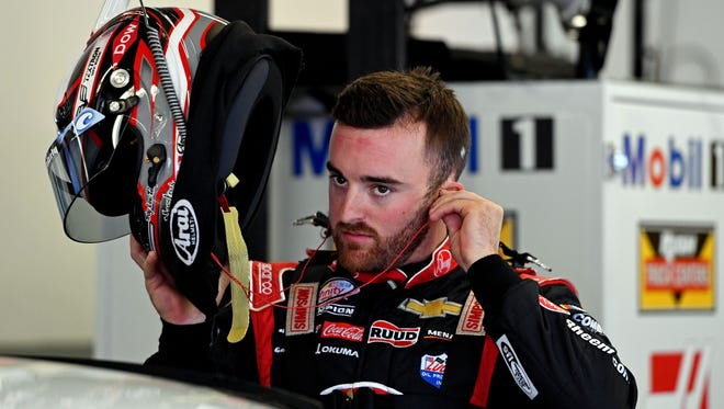 Austin Dillon will be working with a new crew chief this weekend at Richmond.