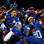 Bishop Gorman plays at Reed on Saturday in a state semifinal football game.