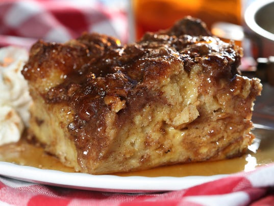 ... PICNIC recipe: bourbon-streusel French toast casserole | Cook's Corner