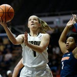 Purdue Women Defeat Illinois 64-51