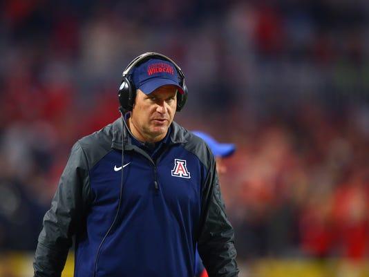 NCAA Football: Fiesta Bowl-Boise State vs Arizona