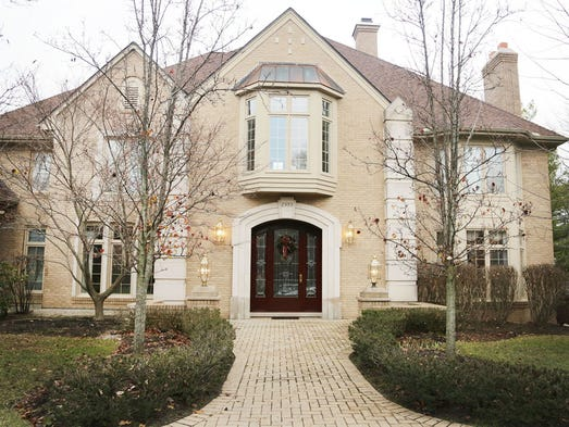 House Envy Bloomfield Hills Mansion Was First Of Kind