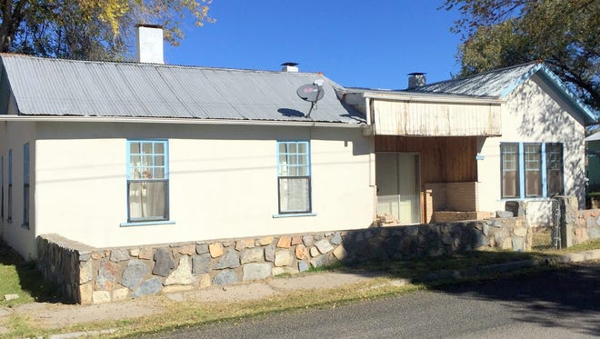 This property might be purchased by the Village of Santa Clara to be turned into a museum. This building was the first Grant County Courthouse when Central City was the seat of the county.