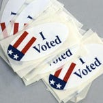 """""""I voted"""" stickers aren't always in high demand during Indiana elections."""