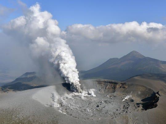 Asia Volcanos