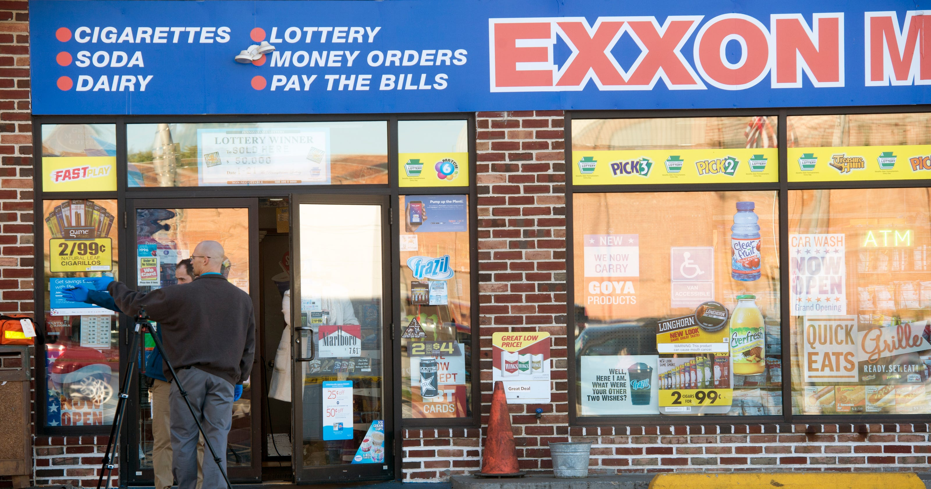 exxon gas station shooting murder trial opens in york death