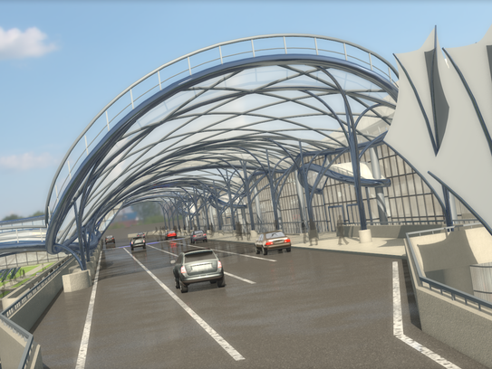 Renderings Unveiled Of Canopy Project At Greater Rochester