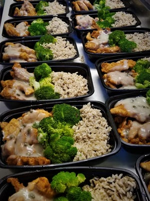 A Perfect Pear Catering has expanded its offerings to include meal preparation serivces.