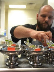 Society of the Golden Fork Dinner featuring Chef Anthony