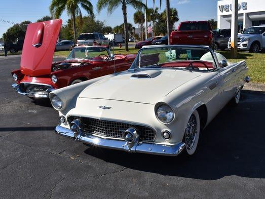 Velde Ford Vero Beach Car Show