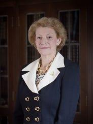 Appalachian State University Chancellor Sheri N. Everts