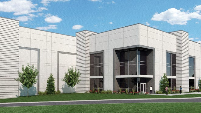 Hillwood is working with Al. Neyer to develop two new industrial buildings in Northern Kentucky.