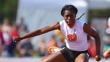 Withrow, Mason lead local girls track and field teams in 2018