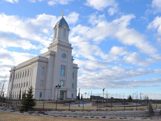 Cedar City LDS Temple #filephoto