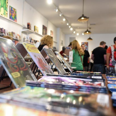Free Comic Book Day will be celebrated Saturday.