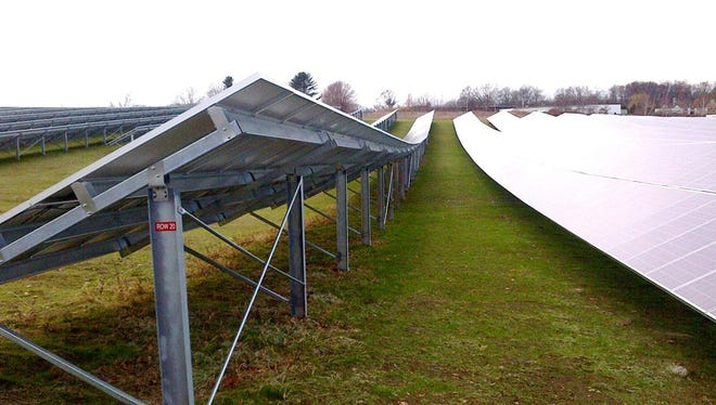 What the solar array might look like.