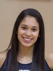 Gabby Lecouna, Chambersburg girls basketball